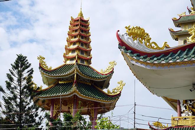 Ngôi chùa có bức phù điêu cây bồ đề nổi lớn nhất Việt Nam ở Sài Gòn - 12