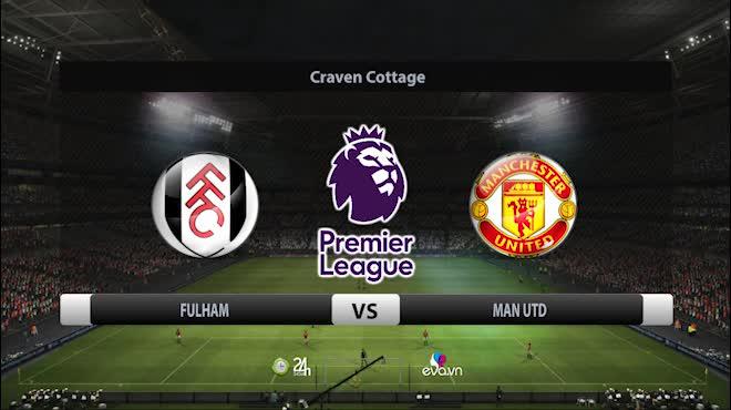 Highlight: Fulham vs Manchester United