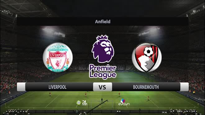 Highlight: Liverpool vs Bournemouth