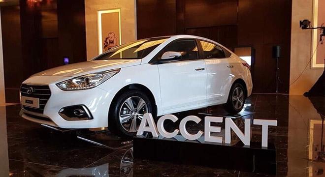 Cập nhật giá xe Hyundai Accent 2019 mới nhất cùng nhiều ưu đãi - 1