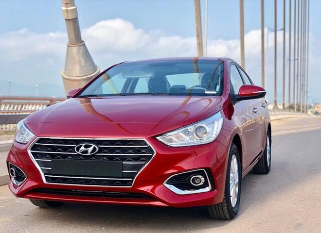 Cập nhật giá xe Hyundai Accent 2019 mới nhất cùng nhiều ưu đãi - 6