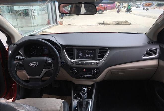 Cập nhật giá xe Hyundai Accent 2019 mới nhất cùng nhiều ưu đãi - 4