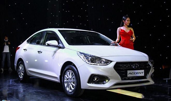 Cập nhật giá xe Hyundai Accent 2019 mới nhất cùng nhiều ưu đãi - 3