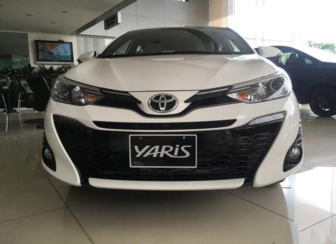 Giá xe Toyota Yaris 2019 cập nhật mới nhất - 7