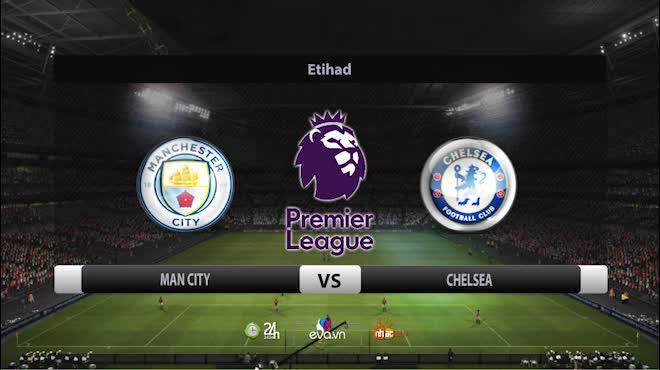 Highlight: Manchester City vs Chelsea