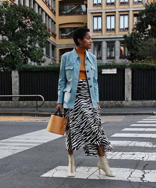 5 màu thời trang giúp bạn mặc đẹp suốt năm 2019 - 3