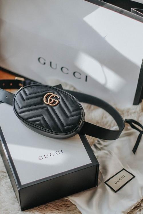 Gucci là nhãn thời trang được yêu thích nhất thế giới - 1