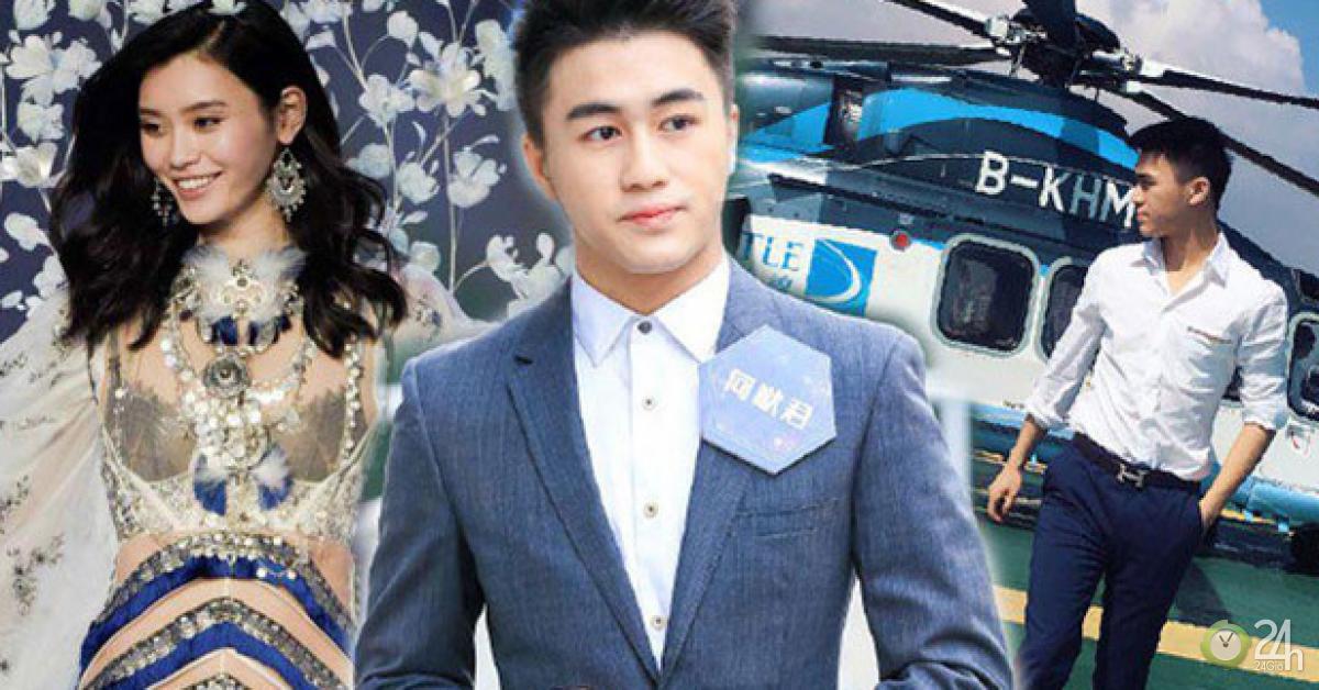 """Nhan sắc """"nữ hoàng nội y"""" xứ Trung đang hẹn hò với cậu ấm vua sòng bài Macau"""