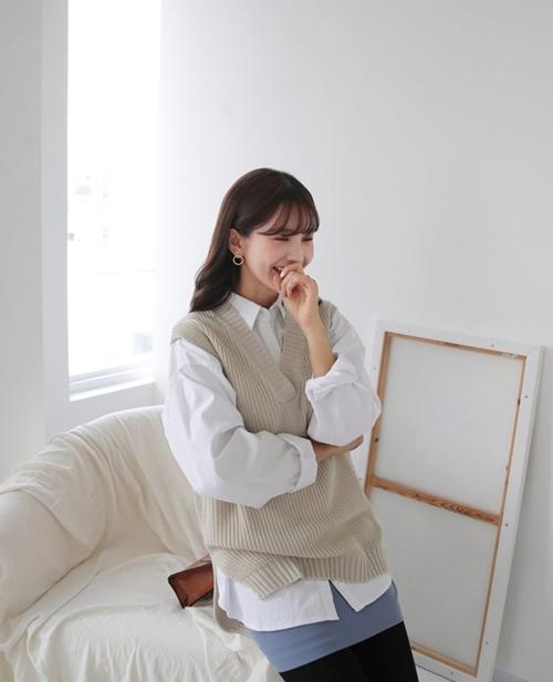 9 set đồ với sơ mi trắng cho những ngày không biết mặc gì - 8