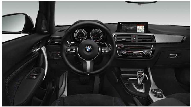 BMW trình làng chiếc 1-Series Finale dẫn động cầu sau cuối cùng, giá tương đương 1,026 tỷ đồng - 6