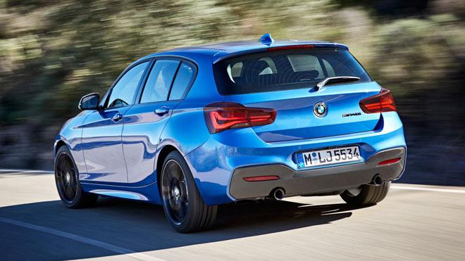 BMW trình làng chiếc 1-Series Finale dẫn động cầu sau cuối cùng, giá tương đương 1,026 tỷ đồng - 2