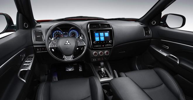 Mitsubishi Outlander Sport 2020 lộ ảnh chạy thử, dự kiến ra mắt vào tháng sau - 3