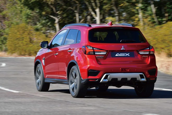 Mitsubishi Outlander Sport 2020 lộ ảnh chạy thử, dự kiến ra mắt vào tháng sau - 6