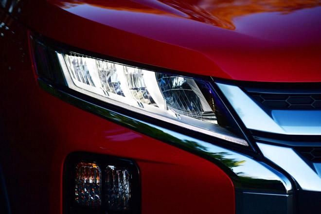 Mitsubishi Outlander Sport 2020 lộ ảnh chạy thử, dự kiến ra mắt vào tháng sau - 9