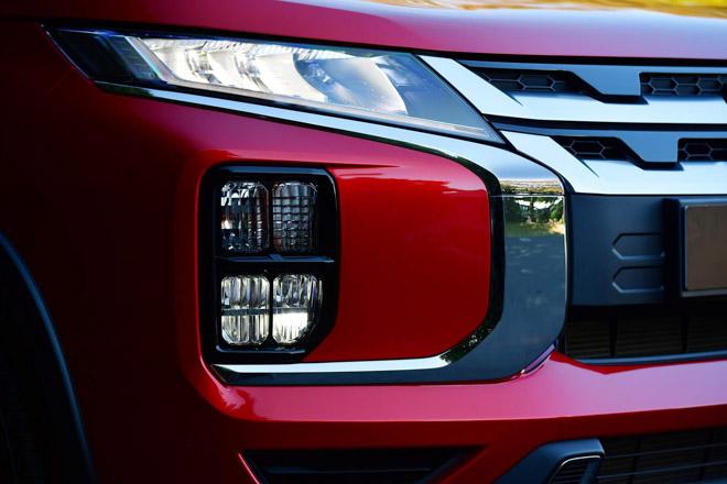 Mitsubishi Outlander Sport 2020 lộ ảnh chạy thử, dự kiến ra mắt vào tháng sau - 8
