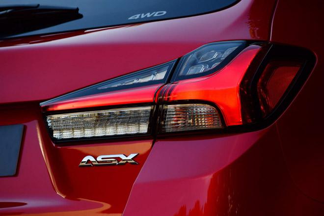Mitsubishi Outlander Sport 2020 lộ ảnh chạy thử, dự kiến ra mắt vào tháng sau - 10