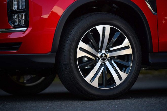 Mitsubishi Outlander Sport 2020 lộ ảnh chạy thử, dự kiến ra mắt vào tháng sau - 11