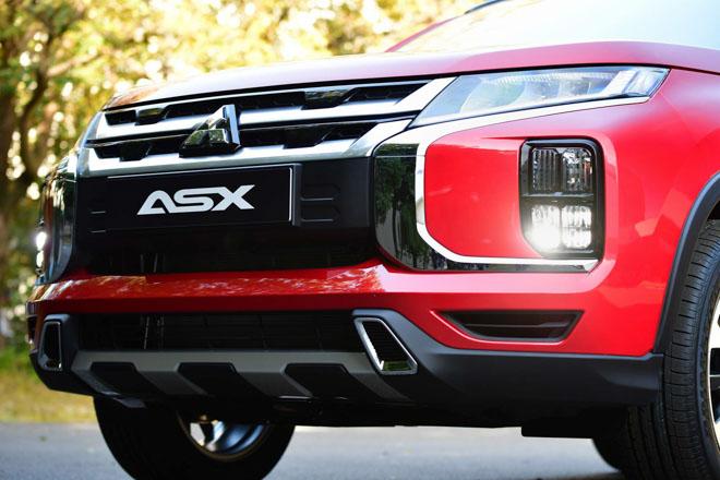 Mitsubishi Outlander Sport 2020 lộ ảnh chạy thử, dự kiến ra mắt vào tháng sau - 7