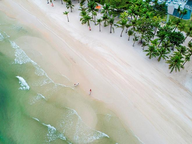 Cách tốt nhất để tận hưởng valentine đáng nhớ trong đời tại Bãi Kem, Phú Quốc - 1