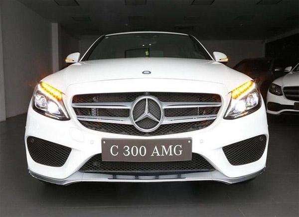 Giá xe Mercedes C200 kèm giá xe Mercedes C Class 2019 mới nhất - 5