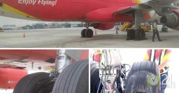 Thực hư máy bay Vietjet Air nổ lốp khi đáp xuống sân bay Tân Sơn Nhất