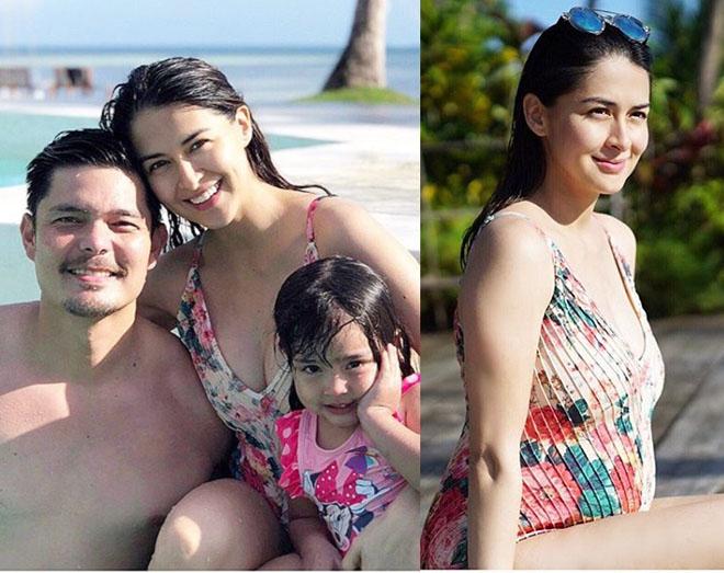 Thời trang bầu bí gọn gàng của người đàn bà đẹp nhất Philippines - 3