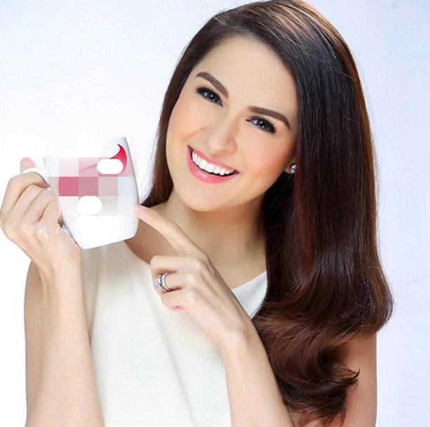 Thời trang bầu bí gọn gàng của người đàn bà đẹp nhất Philippines - 9