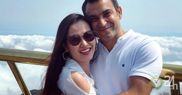 Võ Hạ Trâm tặng quà đặc biệt cho chồng Ấn Độ sau trăng mật ở Đà Nẵng