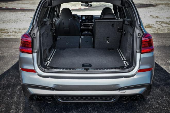 BMW vén màn bộ đôi X3M và X4M với sức mạnh hơn 500 mã lực - 9