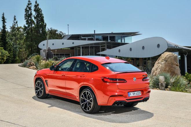 BMW vén màn bộ đôi X3M và X4M với sức mạnh hơn 500 mã lực - 11