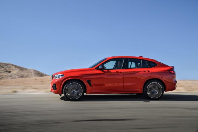 BMW vén màn bộ đôi X3M và X4M với sức mạnh hơn 500 mã lực - 10