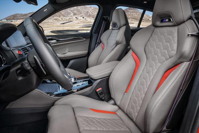 BMW vén màn bộ đôi X3M và X4M với sức mạnh hơn 500 mã lực - 12