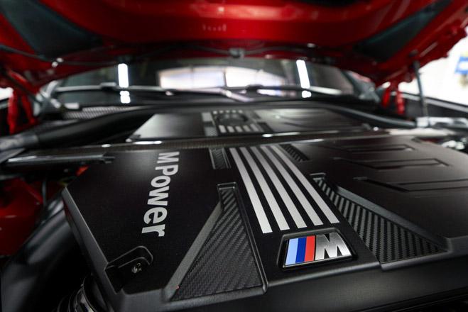 BMW vén màn bộ đôi X3M và X4M với sức mạnh hơn 500 mã lực - 15