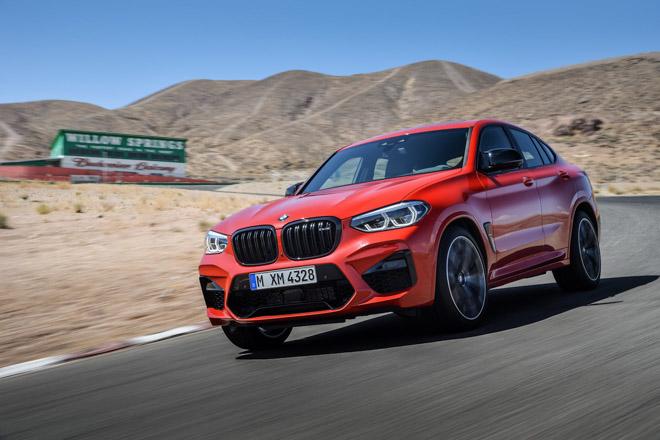 BMW vén màn bộ đôi X3M và X4M với sức mạnh hơn 500 mã lực - 2