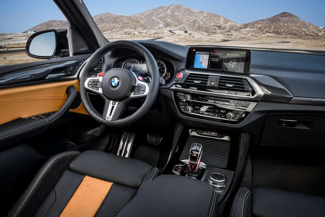 BMW vén màn bộ đôi X3M và X4M với sức mạnh hơn 500 mã lực - 7