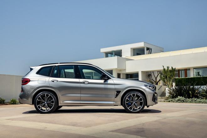 BMW vén màn bộ đôi X3M và X4M với sức mạnh hơn 500 mã lực - 3