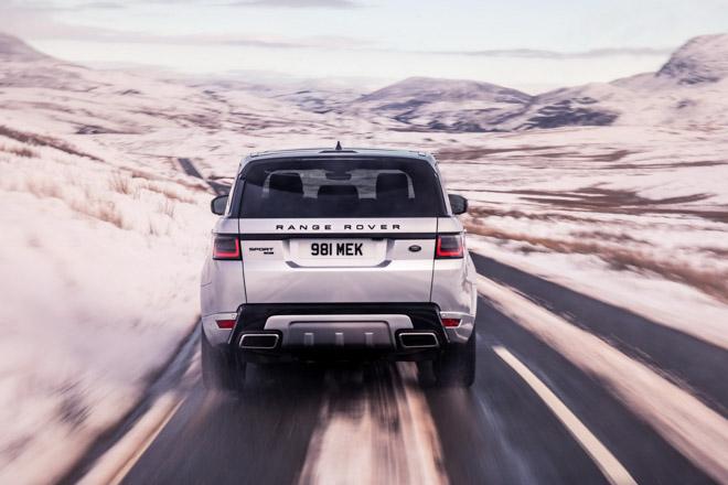 Land Rover lần đầu trang bị động cơ 6 xylanh mới trên Range Rover Sport HST - 12