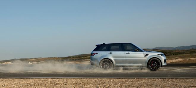 Land Rover lần đầu trang bị động cơ 6 xylanh mới trên Range Rover Sport HST - 2