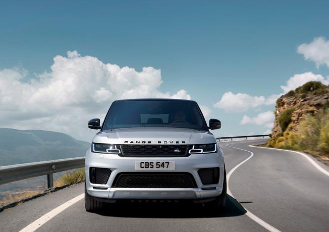 Land Rover lần đầu trang bị động cơ 6 xylanh mới trên Range Rover Sport HST - 5