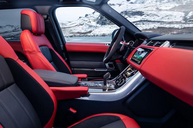 Land Rover lần đầu trang bị động cơ 6 xylanh mới trên Range Rover Sport HST - 7