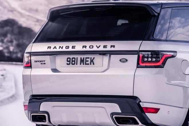 Land Rover lần đầu trang bị động cơ 6 xylanh mới trên Range Rover Sport HST - 10