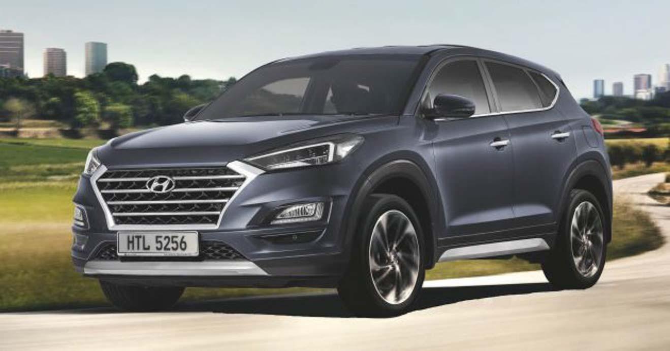 Giá xe Hyundai Tucson 2019 cập nhật mới nhất tại đại lý - 1