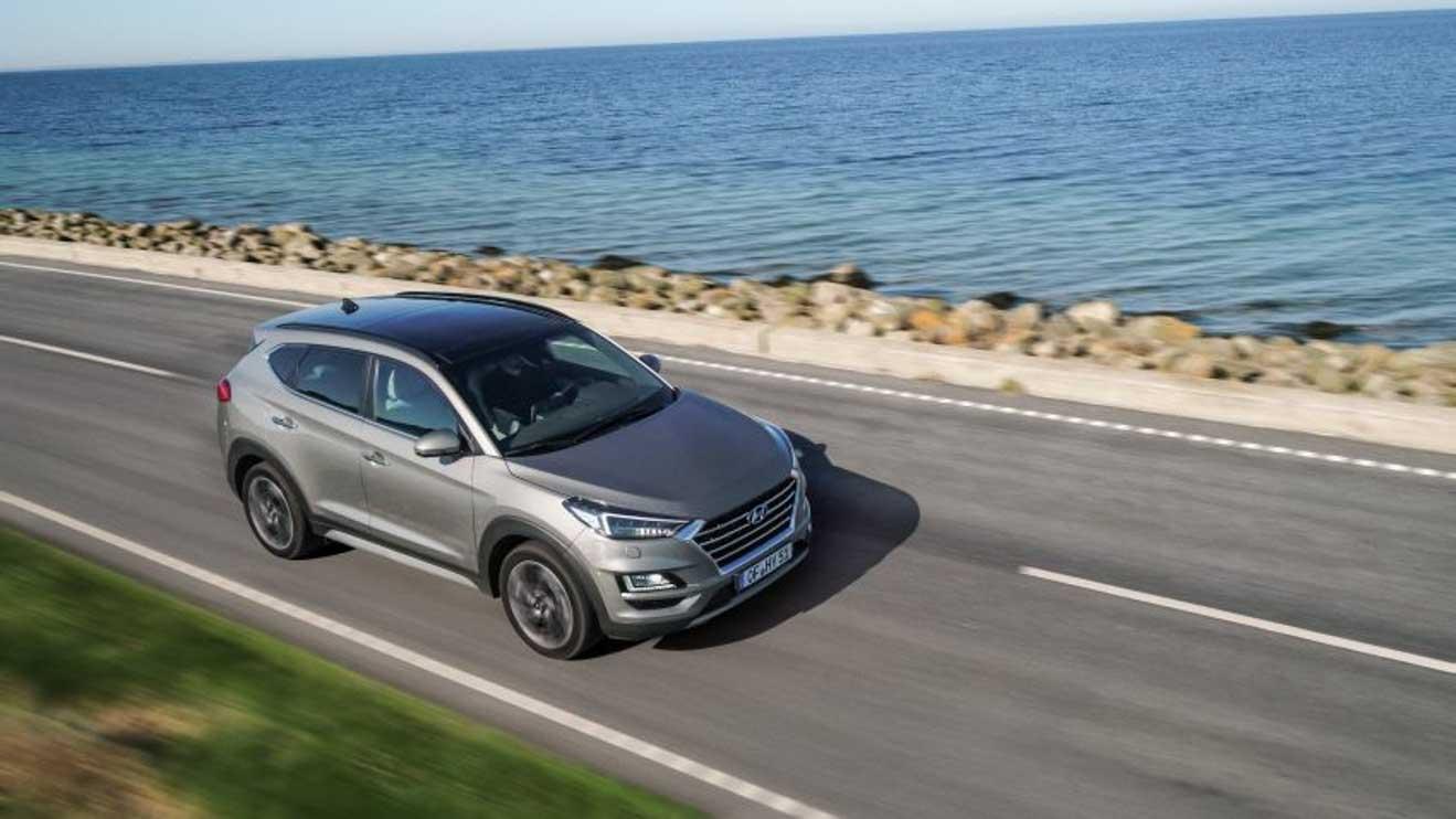 Giá xe Hyundai Tucson 2019 cập nhật mới nhất tại đại lý - 9