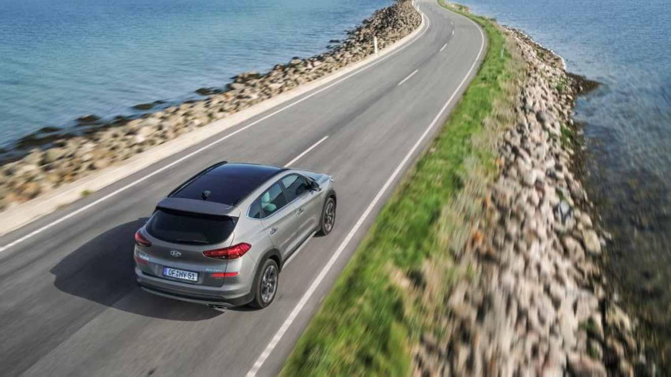 Giá xe Hyundai Tucson 2019 cập nhật mới nhất tại đại lý - 4