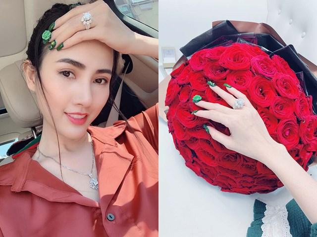 Hoa hậu quê Tiền Giang ra đầu làng đón bạn trai, bất ngờ nhận quà 5,5 tỷ - 1