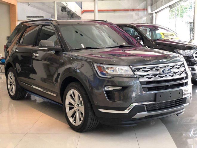 Ford Việt Nam tiếp tục tăng giá mẫu SUV Explorer 2019 - 1