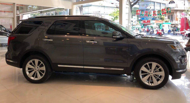 Ford Việt Nam tiếp tục tăng giá mẫu SUV Explorer 2019 - 3