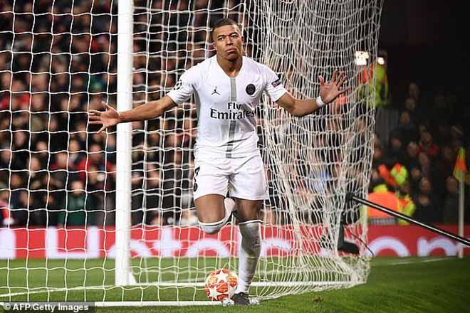 """Kylian Mbappe: Dũng sỹ diệt """"Quỷ"""" MU, truyền nhân của Ronaldo """"béo"""" - 1"""
