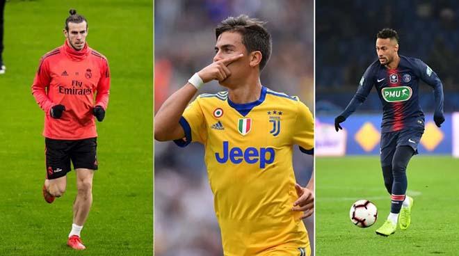 """MU thua PSG: Cách mạng chuyển nhượng, mua """"siêu bom tấn"""" Neymar - Dybala? - 2"""
