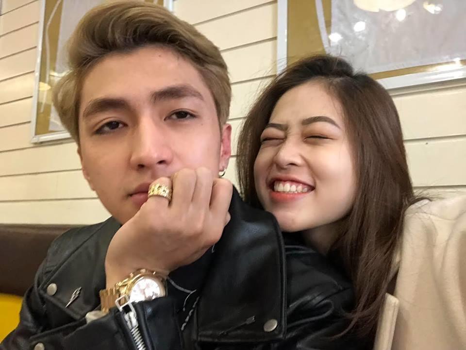Diễn viên Bình An công khai chuyện hẹn hò với Hoa hậu Phương Nga - 3